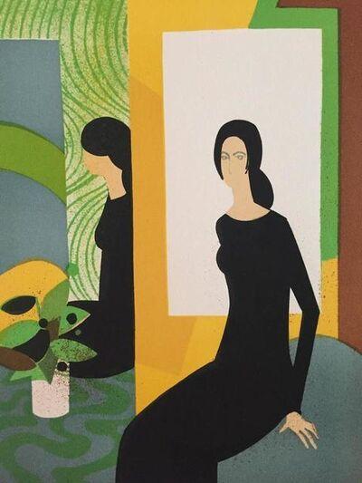 André Minaux, 'Jeu de Miroir', 20th Century