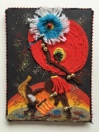 Nzuji De Magalhaes, 'Spirit Dancer 2', 2002