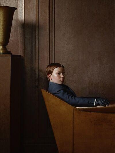 Erwin Olaf, 'Berlin, Porträt 01', 2012