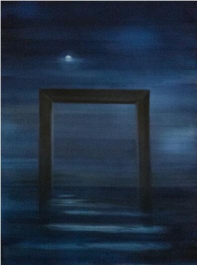 Thiago Rocha  Pitta, 'Night Gate', 2021