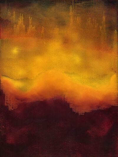 Yari Ostovany, 'Simorgh Descending VI', 2016