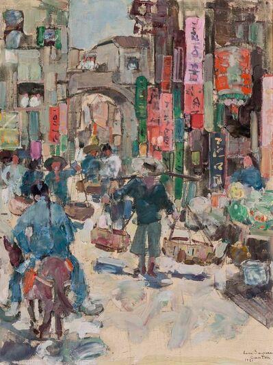 Leon Gaspard, 'Canton', 1921
