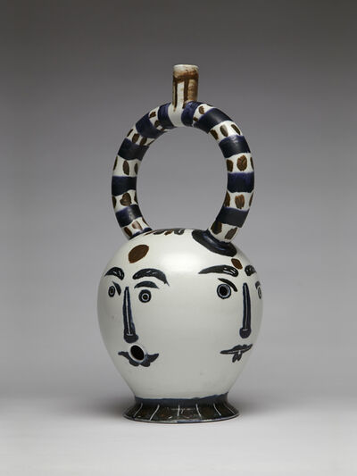 Guy Overfelt, 'Aztec Bong with Four Faces (After Picasso)', 2015