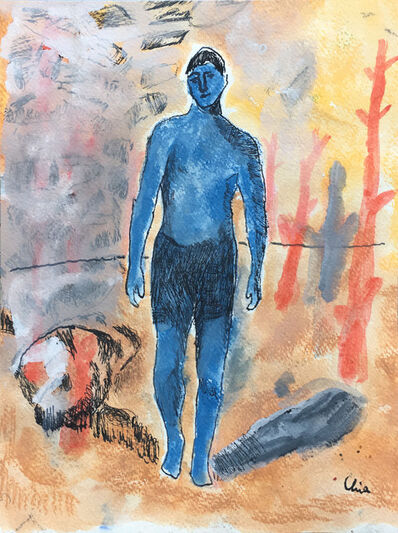 Sandro Chia, 'Untitled', 2005