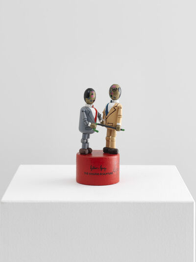 Gilbert and George, 'The Singing Sculpture', 2009