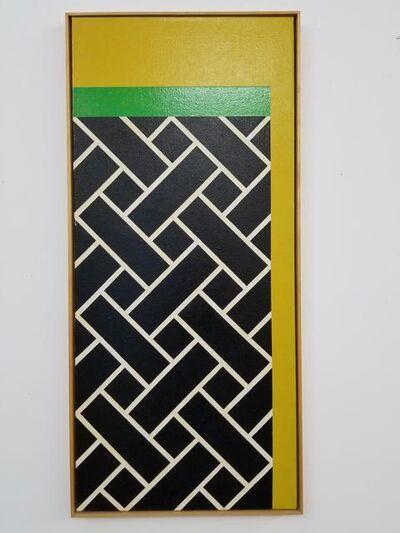 Juhana Blomstedt, 'Kongo', 1991