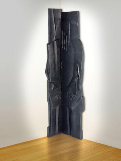 Henri Laurens, 'Diptyque Guitare II', ca. 1926