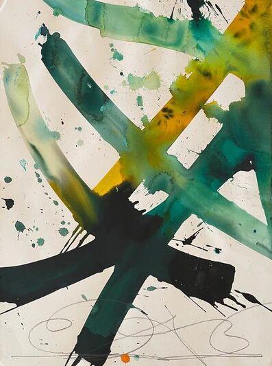 RETNA, 'Untitled Paper XXIII', 2018