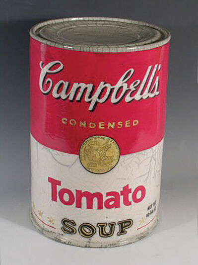 "Karen Shapiro, '""Campbell's Soup Can 
