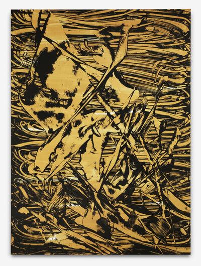 Judy Millar, 'Raft (Gold)', 2012