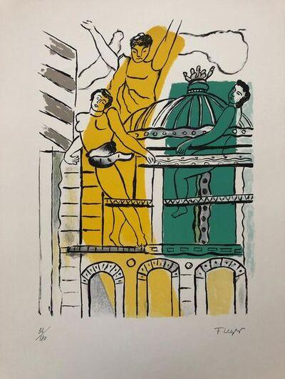 Fernand Léger, 'L'Opéra', 1959