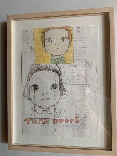Yoshitomo Nara, 'Tear Drops', 2002