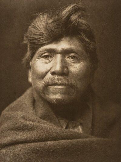 Edward Sheriff Curtis, 'Pachilawa-Walapai Chief'