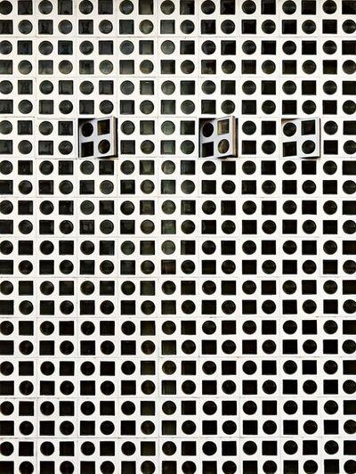 Andrea Grützner, 'Untitled (circle square)', 2016