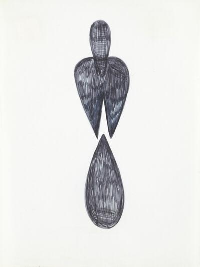 Ana Mendieta, 'Untitled'