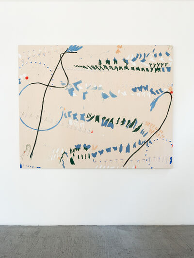 Maysha Mohamedi, 'Leaving All the Troubles of the World on the World', 2019