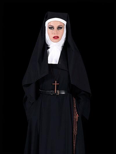 Cecile PLAISANCE, 'Olga: Smoking Nun'