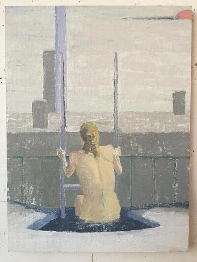Michael Meehan, 'Ice Bather; Immersion', 2015