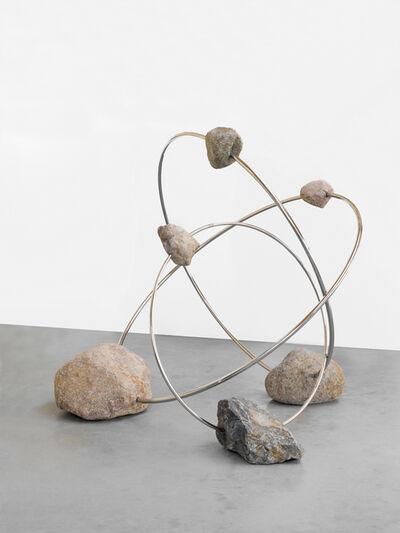 Alicja Kwade, 'REVOLUTION (Gravitas)', 2018