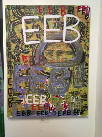 Langston Wesley, 'EEB', 2016