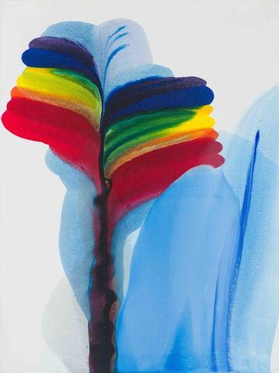Paul Jenkins, 'Phenomena Spectrum Ferris Wheel', 1976