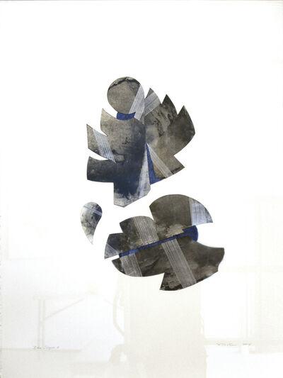 Ramona Sakiestewa, 'Blue Shape 2', 2014