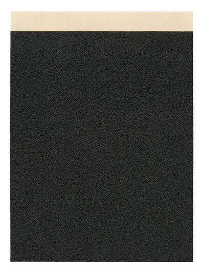 Richard Serra, 'Elevational Weight 1', 2016