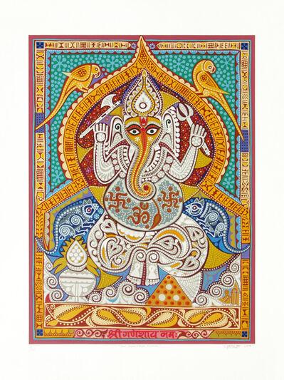Jyoti Bhatt, 'Shree Ganeshay Namah', 2009