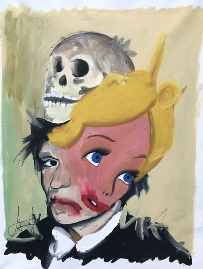 John Paul Fauves, 'Warhol Secrets', 2017