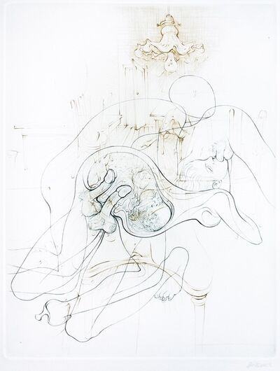 Hans Bellmer, 'Les Crimes de l'Amour', 1968
