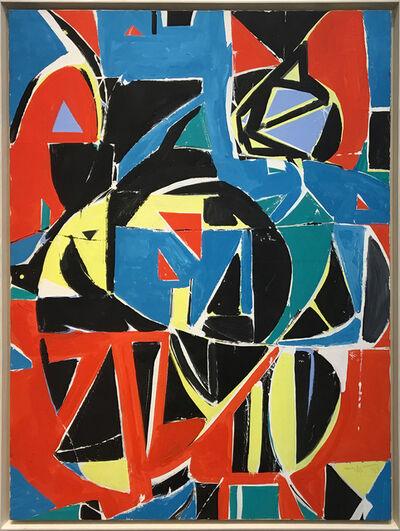 Beatrice Mandelman, 'Jazz II #1710', 1987