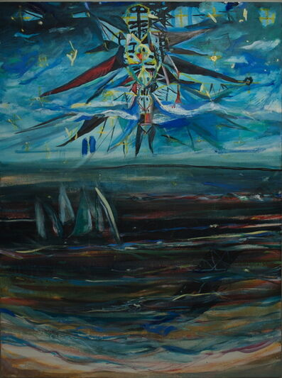 Michael Brent Holden, 'Sea Cluster', 2016
