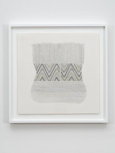 Beryl Korot, 'Curves 1', 2016