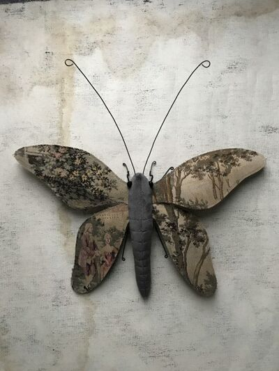Larysa Bernhardt, 'Moth Fairy V', 2020