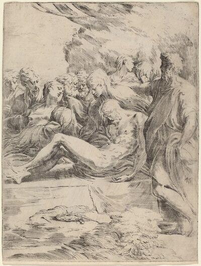 Francesco Mazzola, called Parmigianino, 'The Entombment'