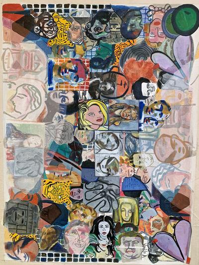 Franklin Evans, '20centfacespace', 2019