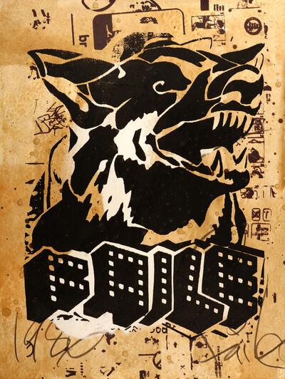 FAILE, 'Faile Dog V', 2007