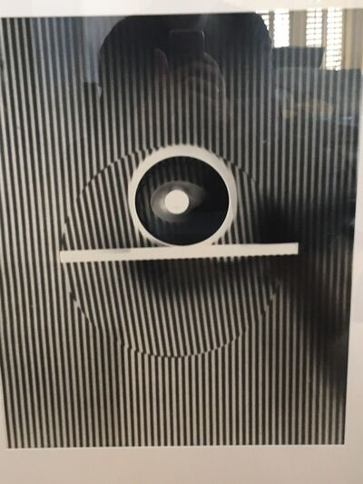 Gyorgy Kepes, 'Untitled photogram', 1977