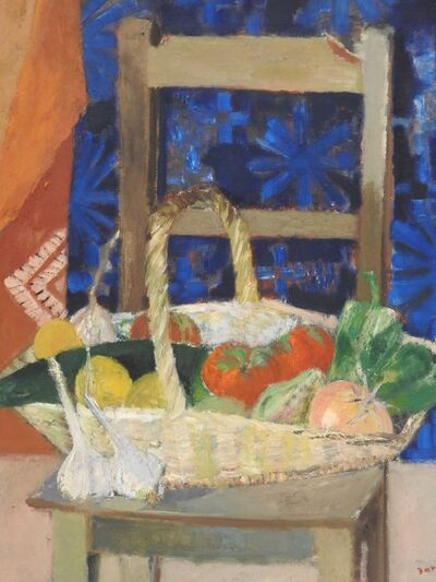 Guy Bardone, 'Nature morte aux legumes', 1957