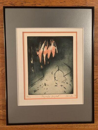 Enrique Zanartu, 'Paysage Fuyant (Fleeing Landscape)', 1959
