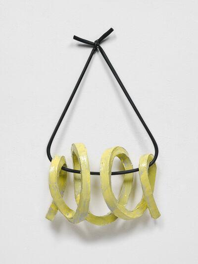 Lisa Tiemann, 'Notiz mango / Note mango', 2018