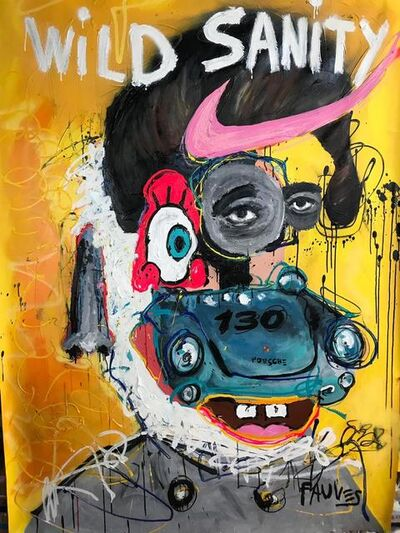 John Paul Fauves, 'Wild Sanity', 2019