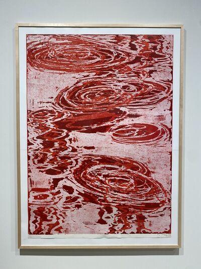 Bernd Zimmer, 'Im Fluss', 2014
