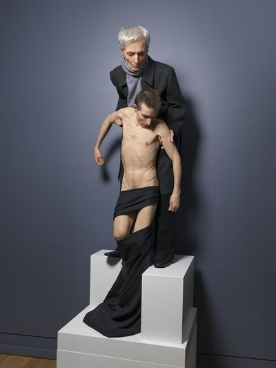 Sam Jinks, 'Untitled (Standing Pieta)', 2014