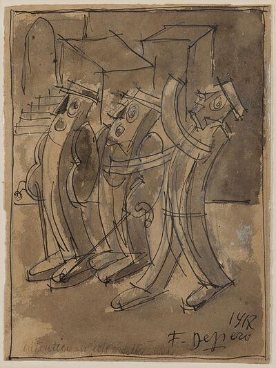 """Fortunato Depero, '""""Untitled""""'"""