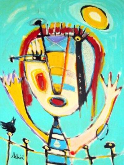Manuel Adria, 'Saludo al Sol III'