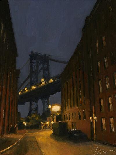Jeff Bellerose, 'Alley', 2014