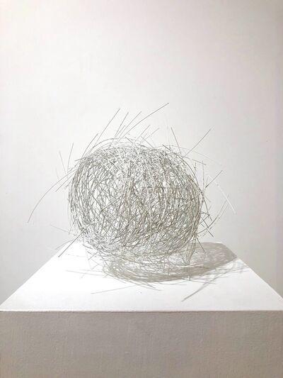 Ricardo Cardenas, 'Nido Blanco', 2015