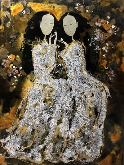 Dinh Quan, 'The Two Sisters', 2019