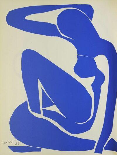 Henri Matisse, 'Verve Vol. IX, No.35-36', 1958